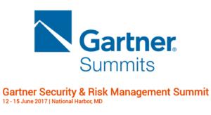 Gartner summit logo