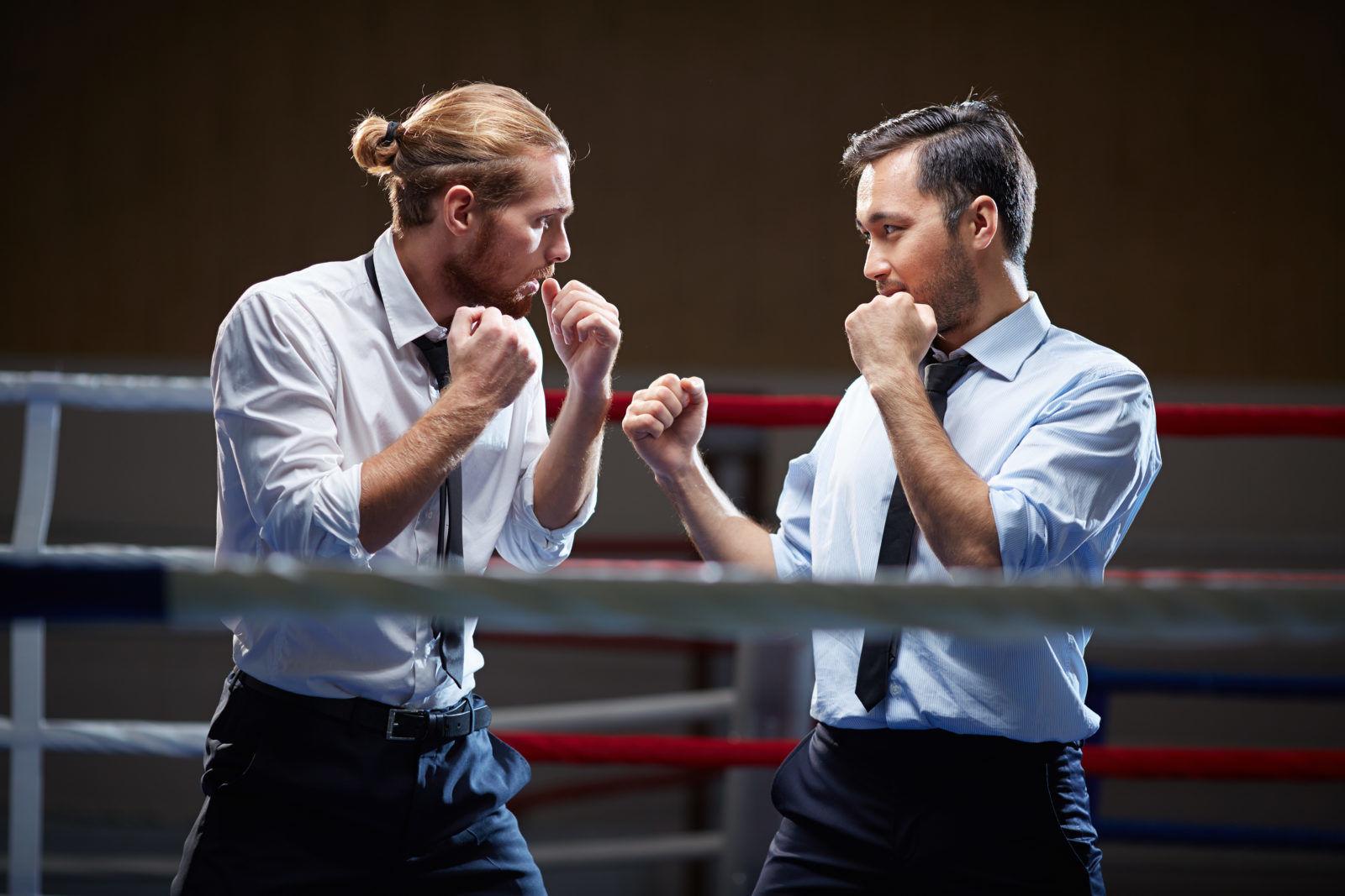 White Collar Fight