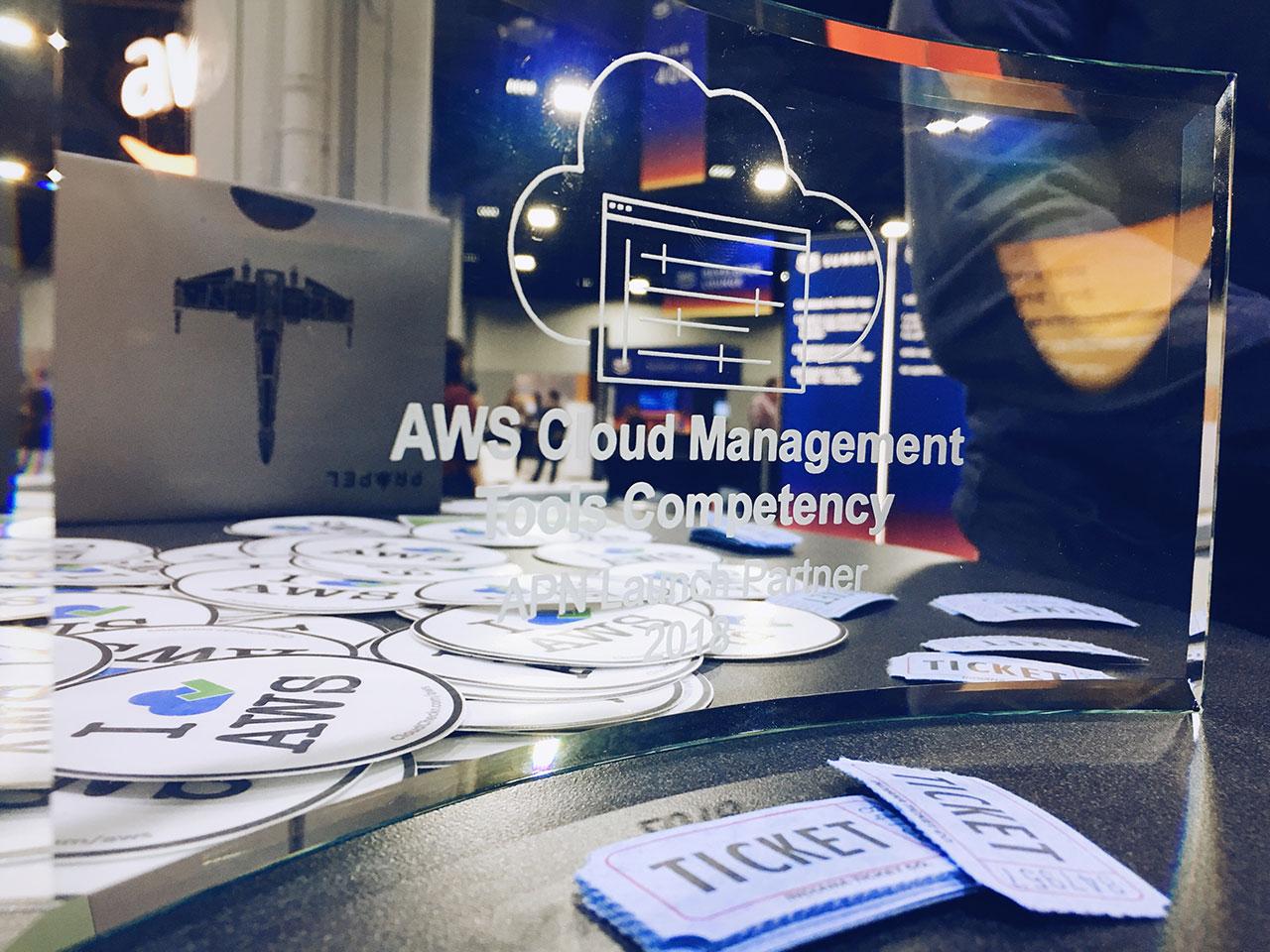 CloudCheckr Achieves AWS Cloud Management Tools (CMT) Competency