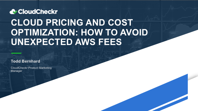 Cloud Pricing and Cost Optimization: How to Avoid Unexpected